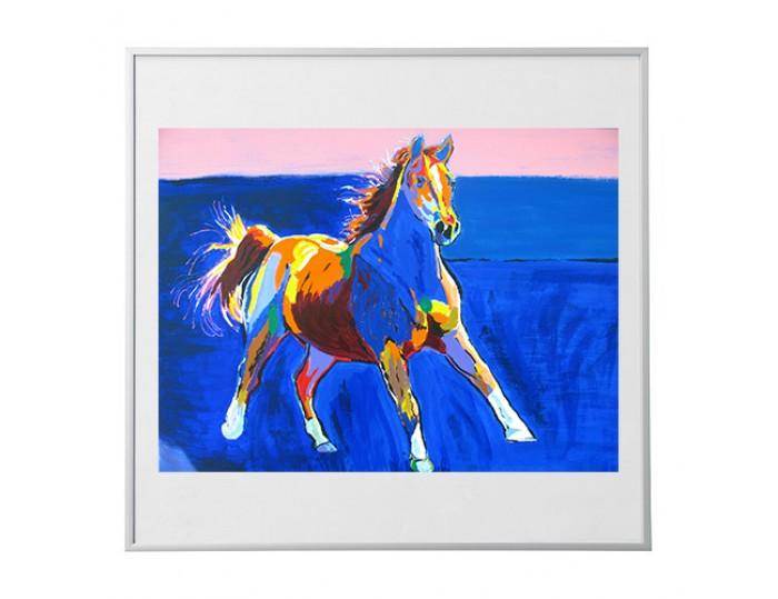 Tablou PopArt Beautiful Horses