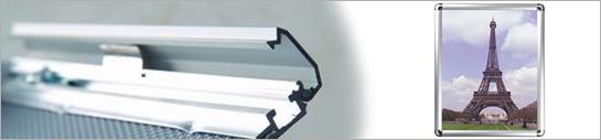 inramare click frame aluminiu
